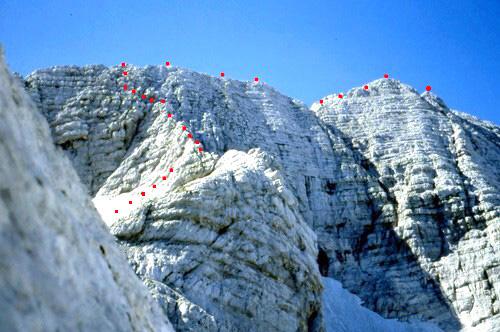 CN25 Cresta e Monte Ursic