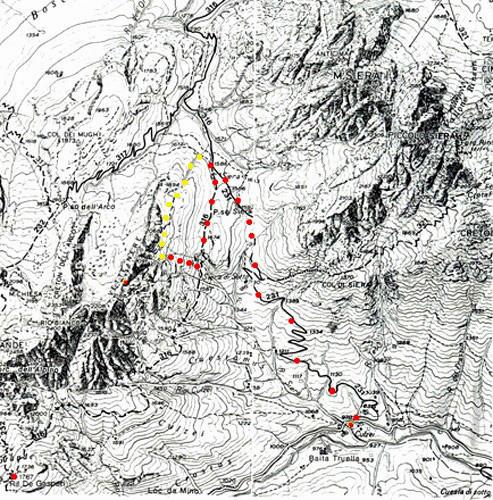 VN16 piantina