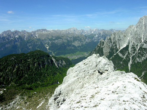 VN12 Cresta Carnica e Sappada
