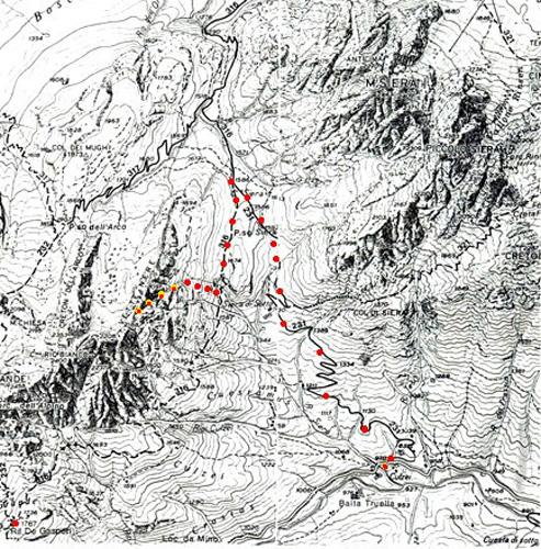 VN18 piantina