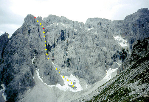 cp02 Monte e Cima Popera