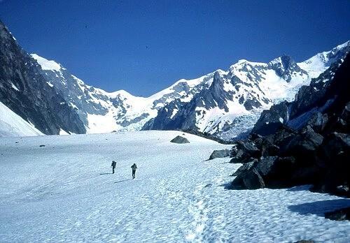 MB03 ghiacciaio ndi Miage