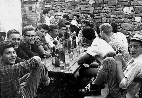 am11 primi anni 1960 a Botazzo