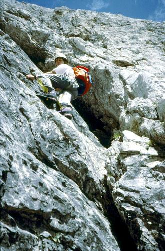 jc30 per Juri tutto ok con quella roccia