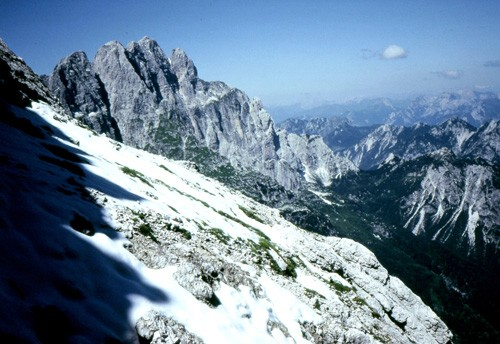 nw29 neve fresca col Montasio