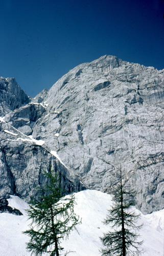 gc10 Monte  Cavallo parete Sud