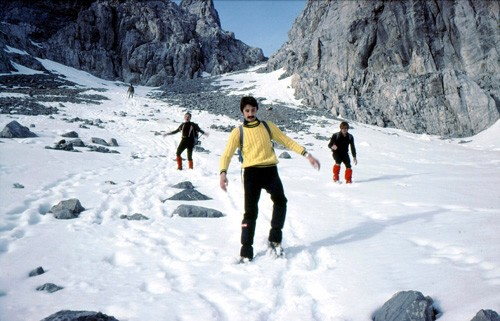 gk15 che bel sula neve