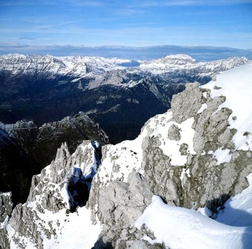 gg26 a verso le Alpi Carniche