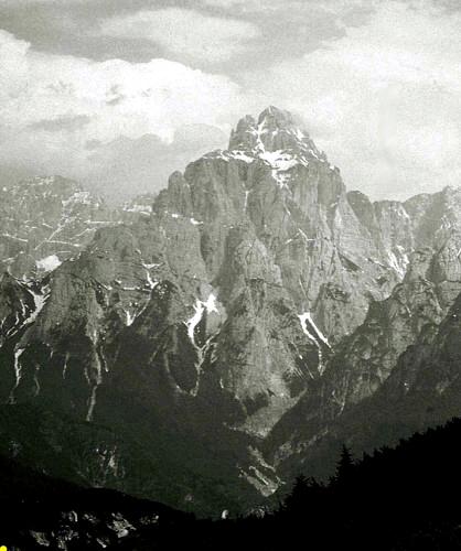 TN01 dalla Val Dogna