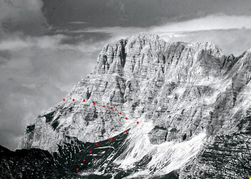 TN02 tracciato