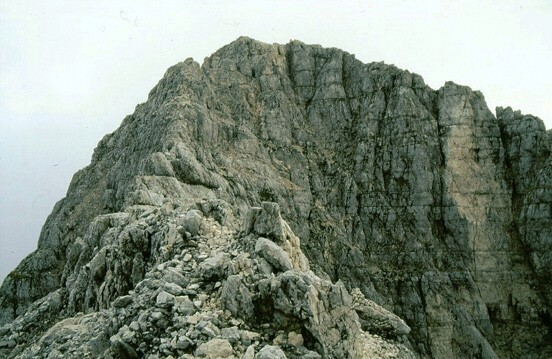 mf27 la Cresta Nord Ovest