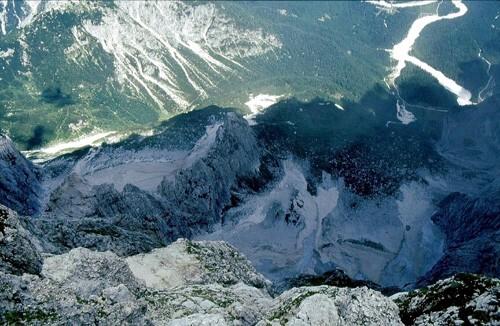 mf35 verso la Val Saisera (Nord)