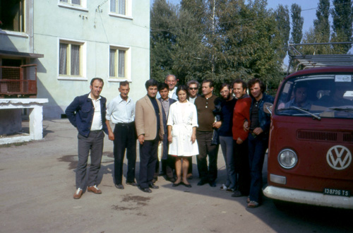 bu48 visita sul  Danubio