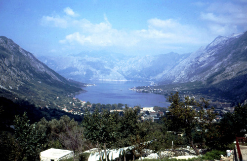 bu65 Lago di Cattaro
