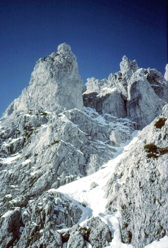 8 versante N del Cample