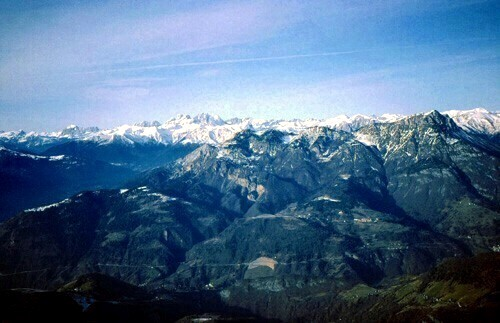 pv23 verso le Dolomiti