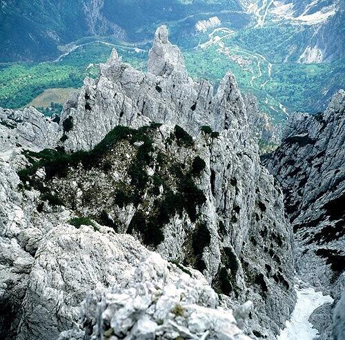 L27a dalla Cresta verso Grauzaria