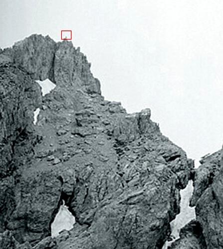 L37a La Cima e la statua della Madonna