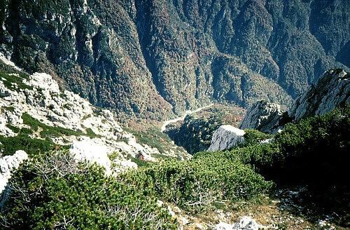 13  l'alta Val Glagnò