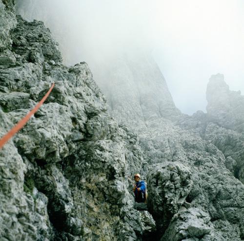 10 nella nebbia