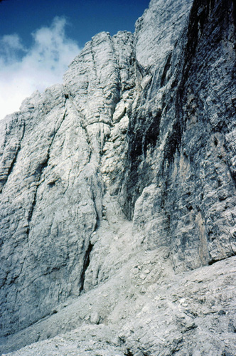 28 la verticale parete finale