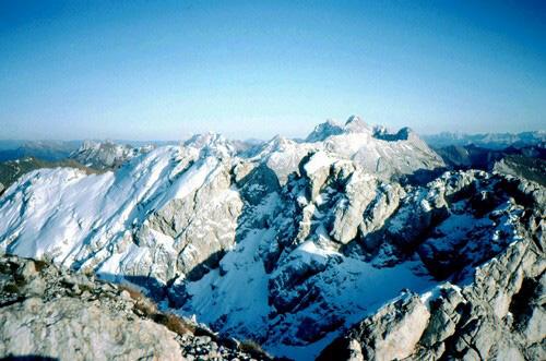 11x Cresta e Cima della Miniera