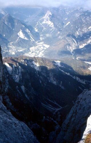 15  Moggio Udinese e la Valle del Torrente Glagnò