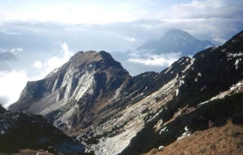 19  C. dei Larici e   Passo Maleet