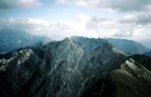 6  Monte Lavara e Monti i Musi