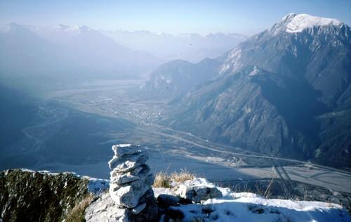 10 panoramica dalla Cima