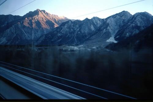 01X  panoramica dal treno