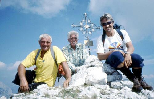 27   i magnifici tre  27 agosto 2003