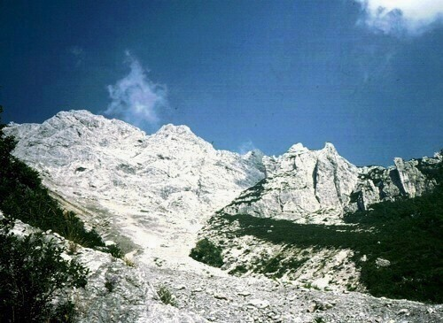 pm01 Monte Sernio 2190 m panoramica