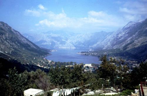 bu35  Lago di Cattaro